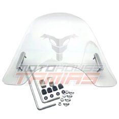 Προστατευτικό γυαλί μηχανής UNIVERSAL μπαμπρίζ (ΜΕΓΑΛΟ)