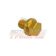 Τάπα Λαδιού μαγνητική CARDINALS RACING HONDA (χρυσό)